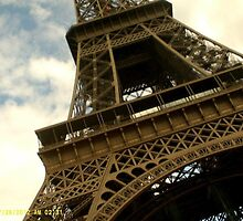 Paris - Eiffel Tower by Mcraae1