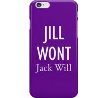 jack wills iPhone Case/Skin