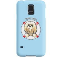 Lhasa Apso :: First Mate Samsung Galaxy Case/Skin