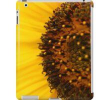 Sunflower - Macro iPad Case/Skin