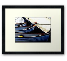 Title - 4 to 8 words is best Framed Print