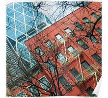 Building Diagonals Poster