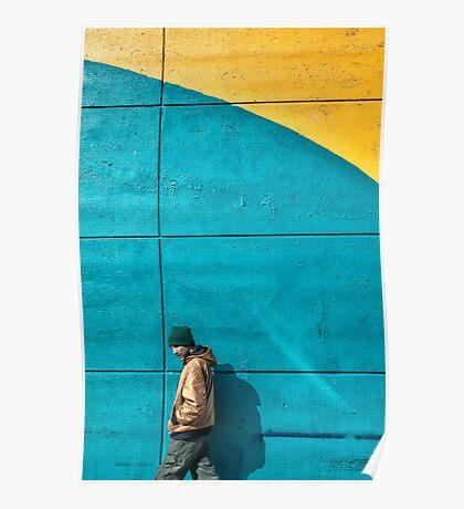 Concrete Fashion Poster