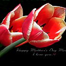 Mother's day...#1 by Linda Pollock