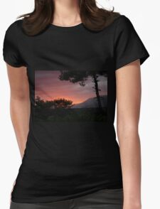 Storm Clouds And Sunset Over Sakartepe, Akyaka T-Shirt