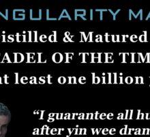 Doctor Who - Gallifrey Singularity Malt Sticker
