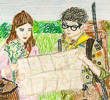 Sam & Suzy by wellsi