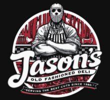 Jason's Deli Horor by bestdesign007