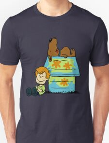 Scooby Doo Peanuts T-Shirt