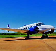 1956 Beechcraft M18 by aprilann