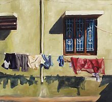 Out to Dry by Alexa Rhoads