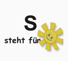 S steht für ... Kids Clothes