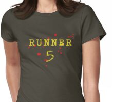 Runner 5 Womens Fitted T-Shirt
