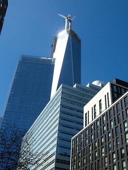 Freedom Tower, New York City  by Alberto  DeJesus