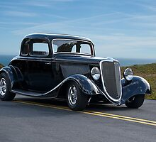 1934 Ford Coupe III by DaveKoontz