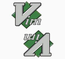 Vim ×2 by posx ★ $1.49 stickers
