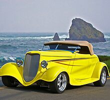 1934 Ford Coupe PCH 2 by DaveKoontz
