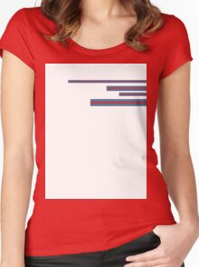 Vintage Series: Martini Homage Women's Fitted Scoop T-Shirt