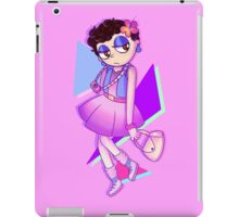 80s Barbie Aesthetic iPad Case/Skin