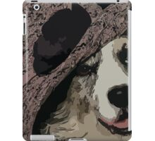 Maggie Dressed for Town iPad Case/Skin