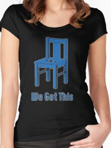 We Got This(Doctor Who) Women's Fitted Scoop T-Shirt