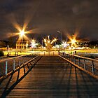 Semaphore Lights by Mark Cooper