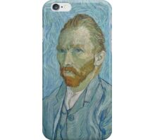 Vincent Van Gogh - Self-Portrait iPhone Case/Skin