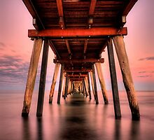 Under The Pier by Mark Cooper