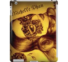 Mysterious Phan iPad Case/Skin