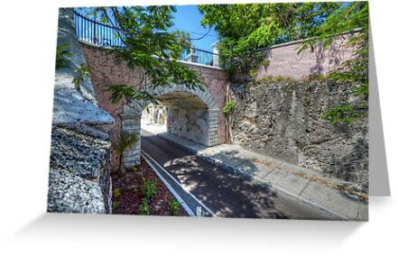 Gregory Arch in Nassau, The Bahamas by Jeremy Lavender Photography