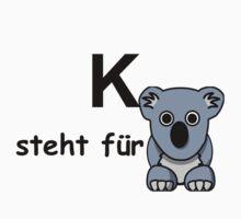 K steht für ... One Piece - Short Sleeve