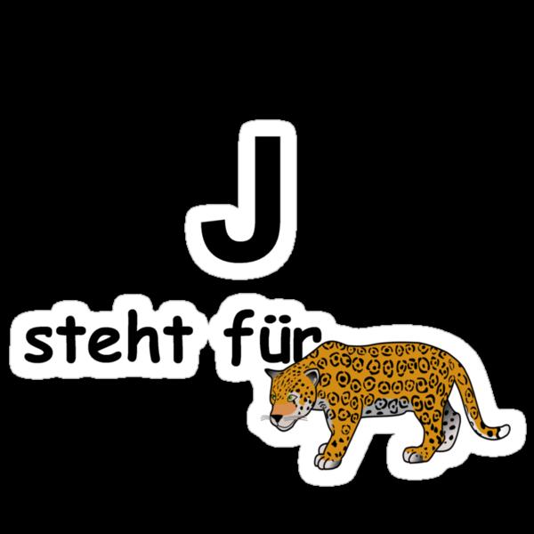 J steht für ... by Hallo Wildfang