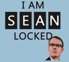 I am SEAN Locked Kids Tee