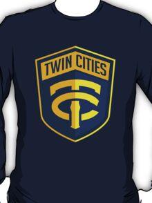 Twin Cities // America League // PCGD T-Shirt
