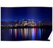 Sydney CBD Poster