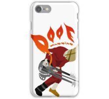 DOOF Warrior VS The World fan art iPhone Case/Skin