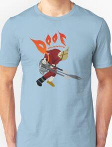 DOOF Warrior VS The World fan art T-Shirt