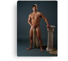 Greek God Canvas Print