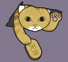 Lucky Cat - Ceiling Cat by Dann Matthews