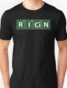 Breaking Bad Ricin Unisex T-Shirt