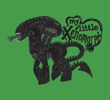 My Little Xenomorph by BrightBat
