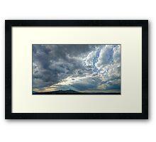©HCS Be My Cloud Framed Print