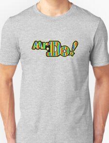 Mr. Do Logo - Full Colour. Perfected Pixellation! T-Shirt