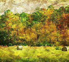 Holly Halie Farm by Ginger  Barritt