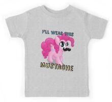 Pinkie Pie Mustache (My Little Pony: Friendship is Magic) Kids Tee