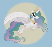 Princess Celestia Tshirt (My Little Pony: Friendship is Magic) by broniesunite