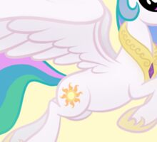 Princess Celestia Tshirt (My Little Pony: Friendship is Magic) Sticker