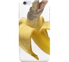 Croco-nana iPhone Case/Skin