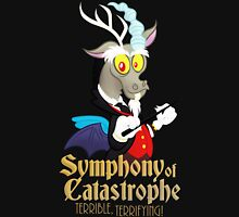 Discord's Symphony of Catastrophe (My Little Pony: Friendship is Magic) Unisex T-Shirt