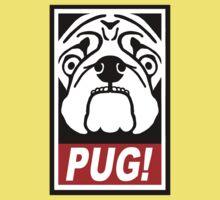Obey the Pug! Kids Tee